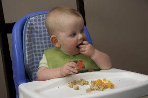 Top 5 Tips For Successful Baby-Led Weaning