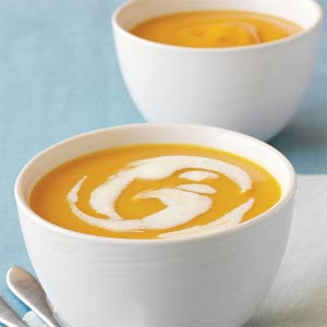 The Best Butternut Squash Soup Ever