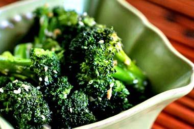 Easy Thai Sesame Broccoli