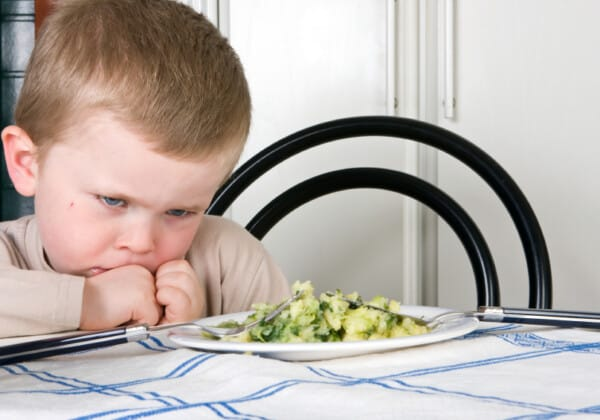 The Game-Changing Question Parents Of Picky Eaters Need To Ask