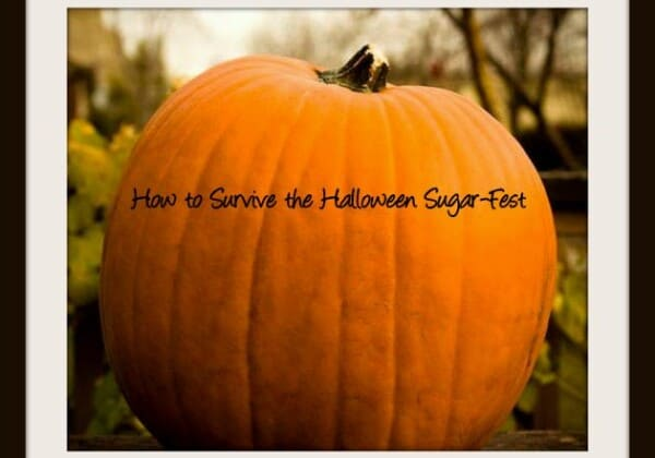 Four Steps to Surviving The Halloween Sugar-Fest