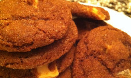 Triple-Ginger-Cookies