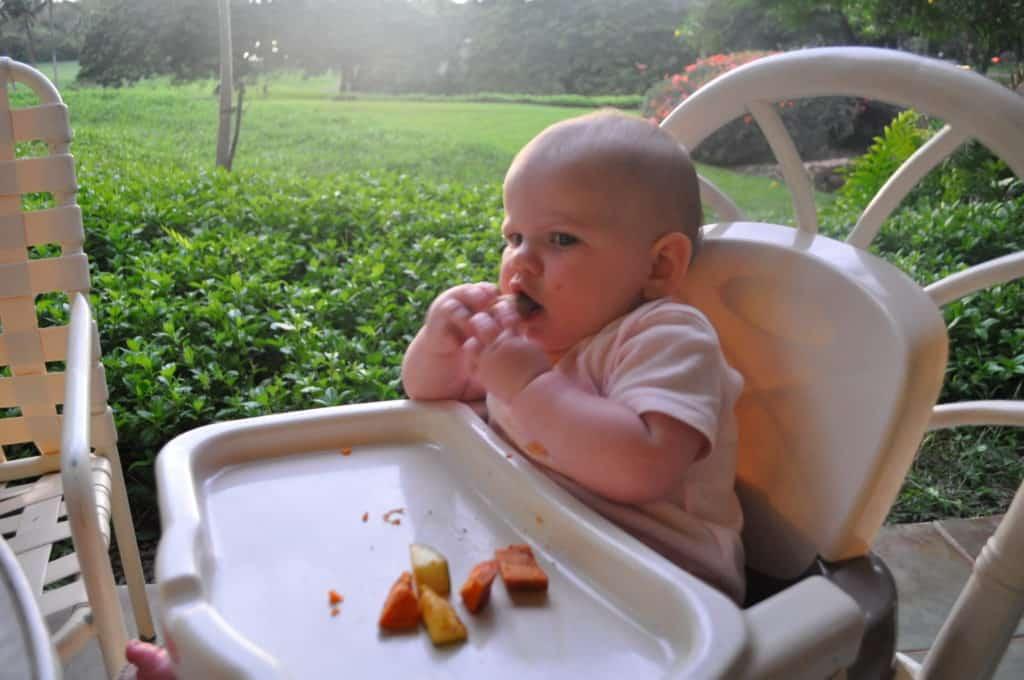 baby-eating-pork-tenderloin