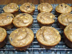 PB-banana-muffins