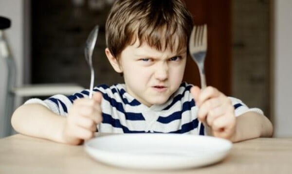 The Extreme Picky Eater: When a Parent Should Worry