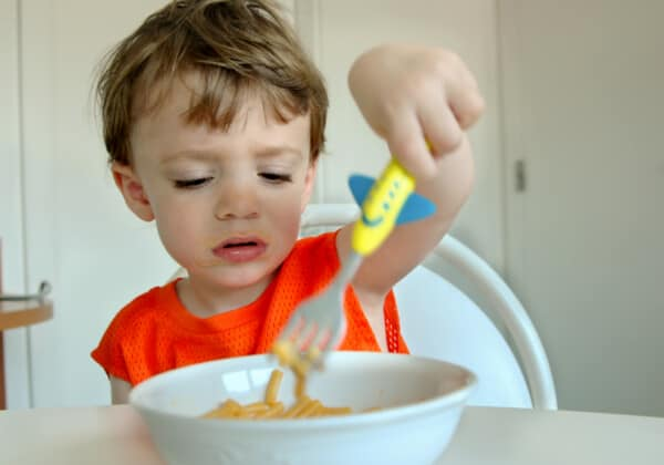My Top 5 Tips to Make Meal Times Easier!