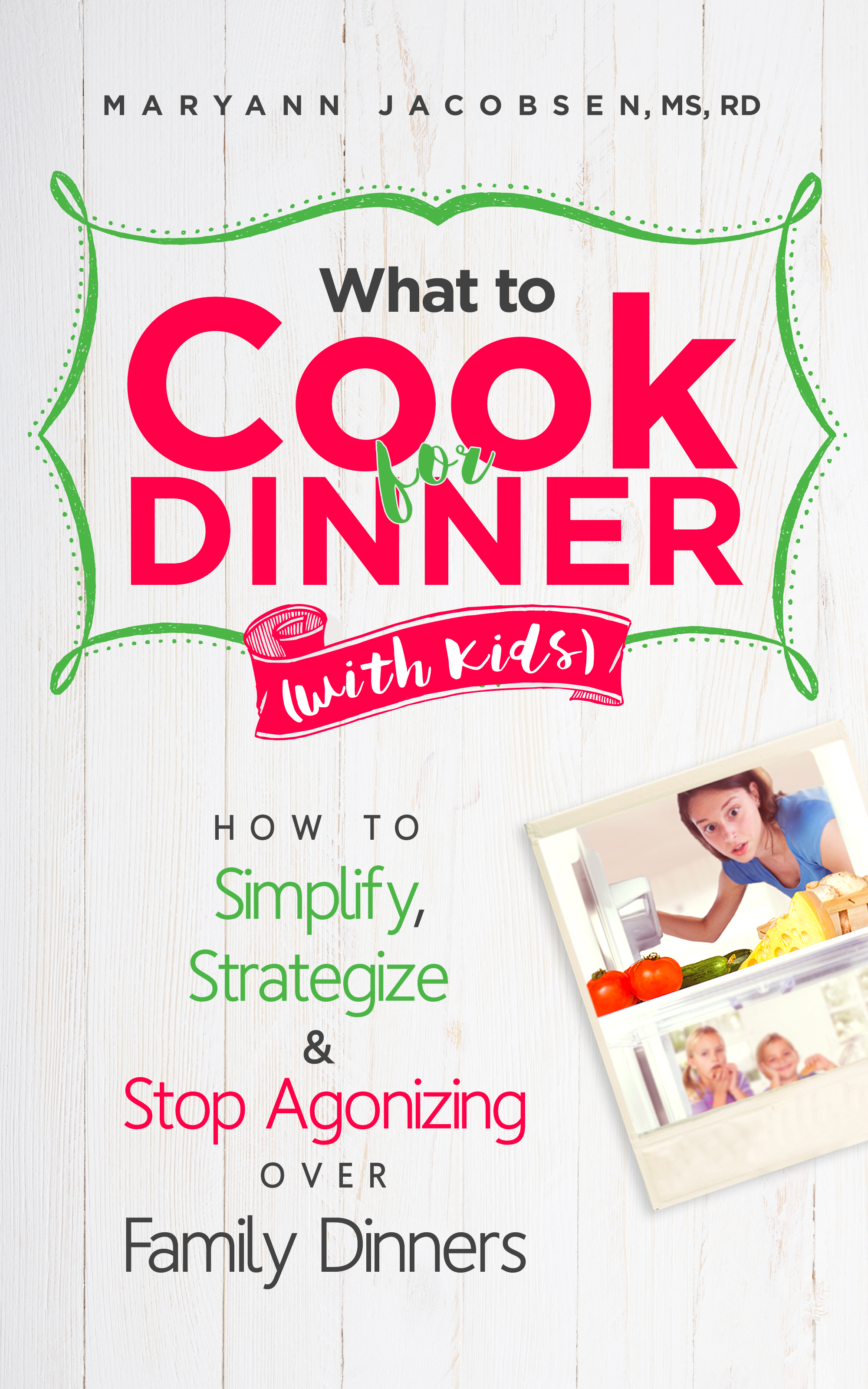 how to cook dinner with kids