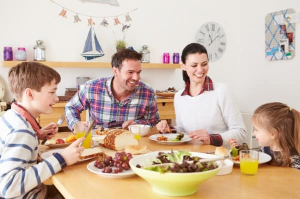 The 5-Step Strategy That Will Transform Your Family's Mealtime