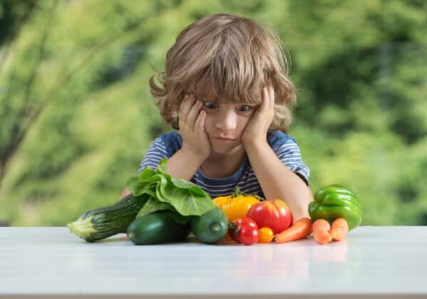 Why I'm Not Concerned That My Kid Doesn't Eat Vegetables
