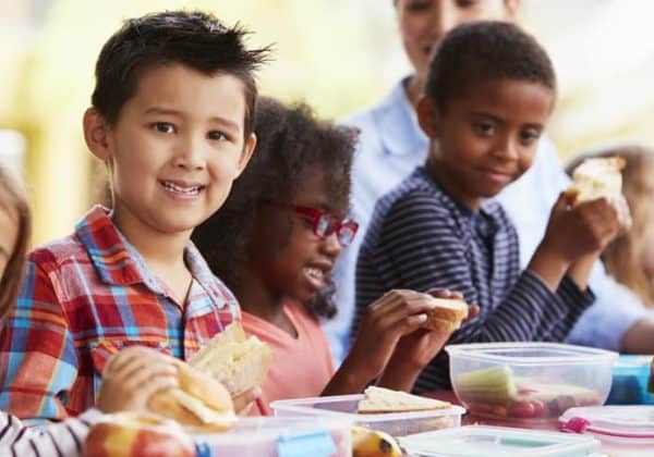 7 ways to get your child to eat their school lunch