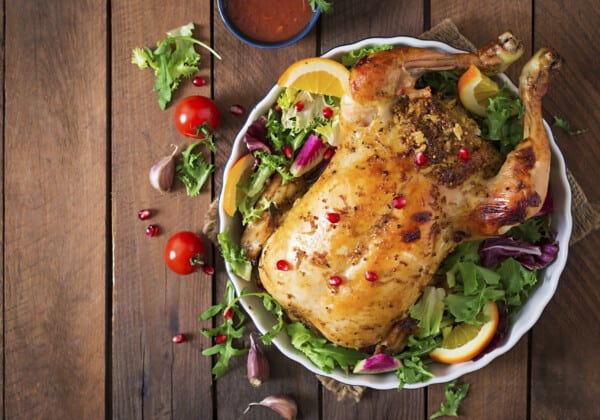5 Mindful Eating Strategies for Thanksgiving