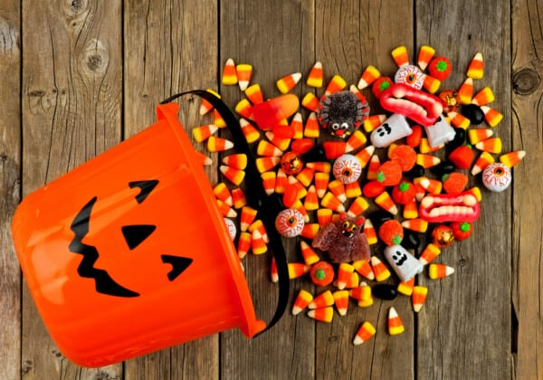 Here's How Halloween Can Actually Improve Your Child's Eating Habits