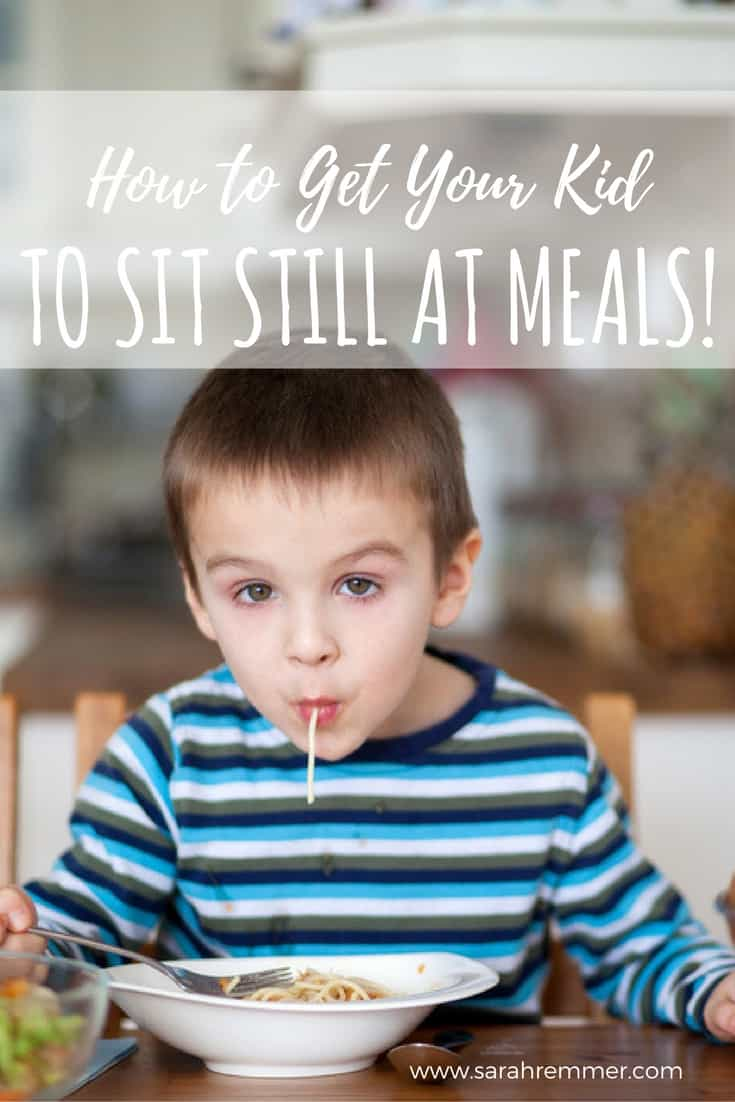 Wondrous The 3 Step Strategy To Help Your Wiggly Kid Sit Still At Meals Gamerscity Chair Design For Home Gamerscityorg
