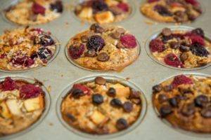 The Easiest Oatmeal Muffins You'll Ever Make