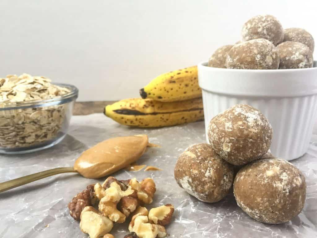 peanut butter banana energy balls recipes for kids