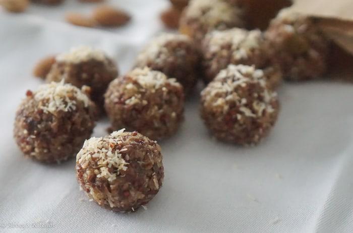 gluten free energy balls recipes for kids