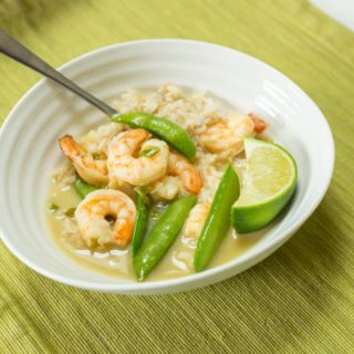 Easy, One-Pot Thai Prawn Green Curry Recipe