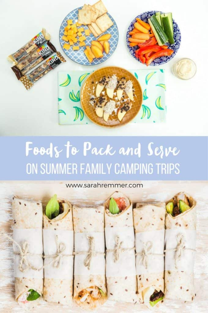 Camping Food Ideas for Kids