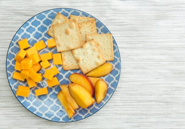 On-the-go snacks for both Moms and Tots