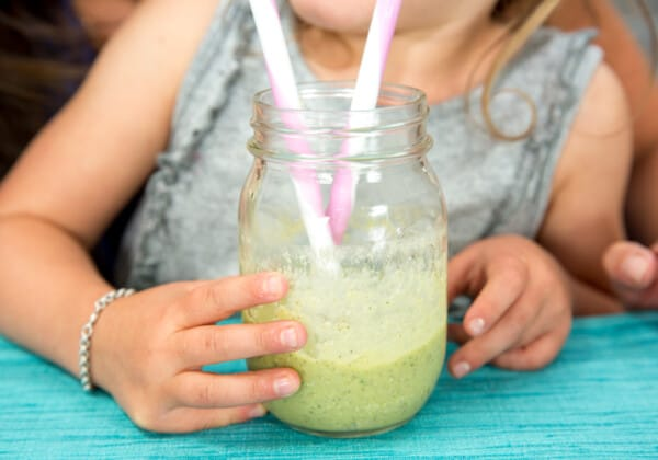 Kid-Approved Tropical Green Smoothie (& Smoothie Bowl) Recipe