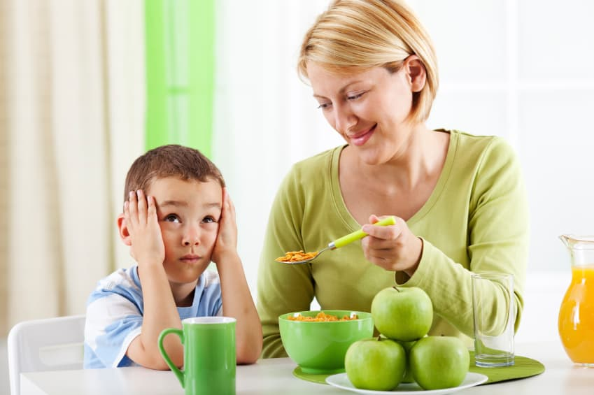 How To Get My Child To Eat New Foods