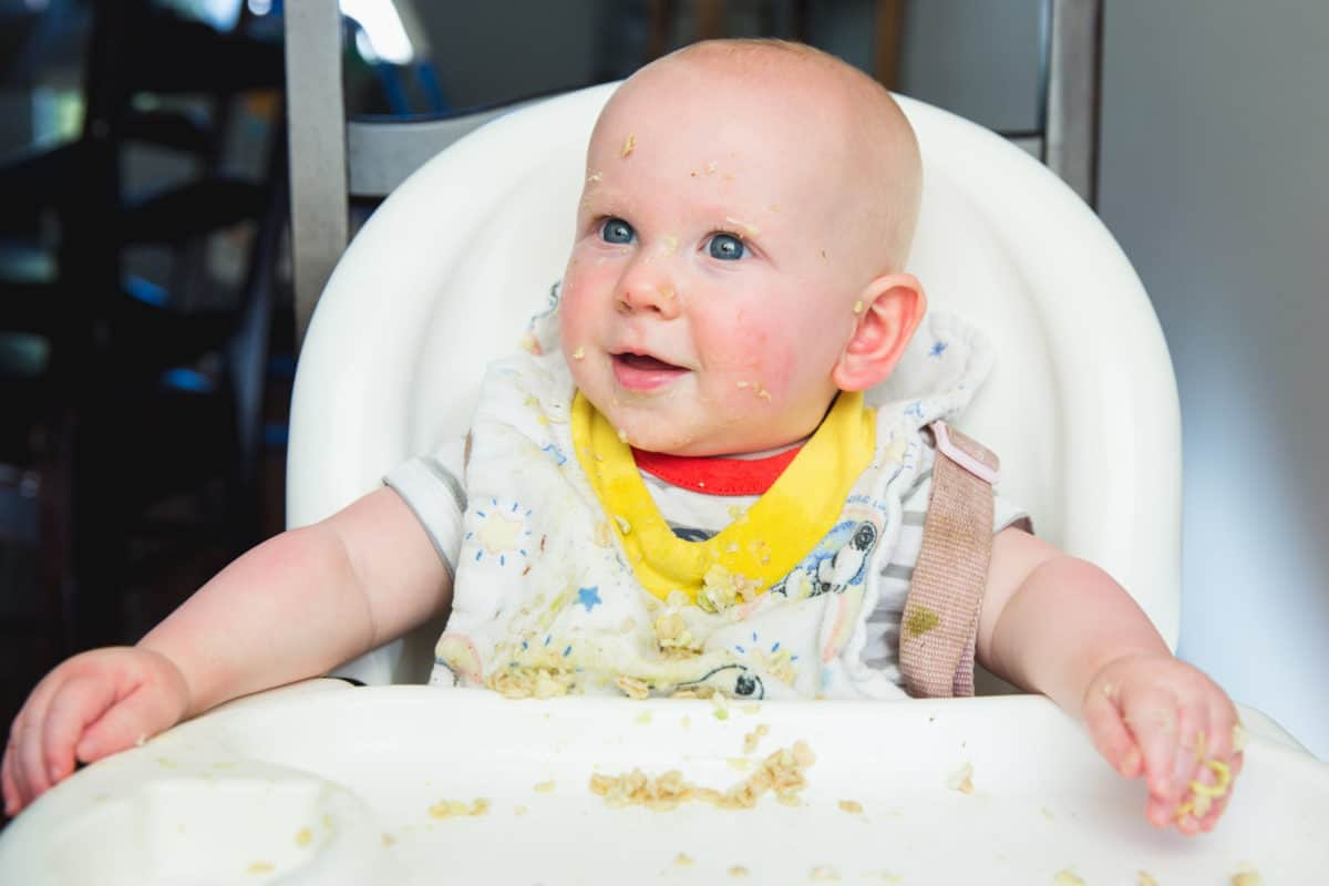 Baby Led Weaning 5 Things You Need To Know Before Get Started Depending Upon How Much Want Do Can Leave It There Or Give Are Many Benefits But Make Sure These Begin
