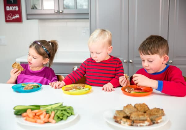 Are There Immune Boosting Foods for Kids?