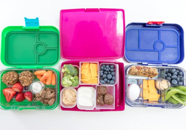 3 Super Easy Lunchbox Recipes That Your Kids Will Love