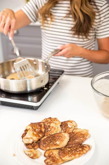 easy pancakes for breakfast