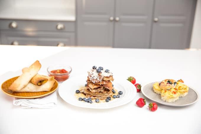 3 easy make ahead breakfast recipes using eggs
