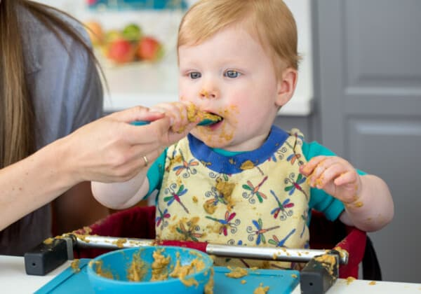 Your Top 3 Questions About Introducing Baby to Solids, Answered