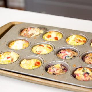 Easy Egg Bites Two Ways