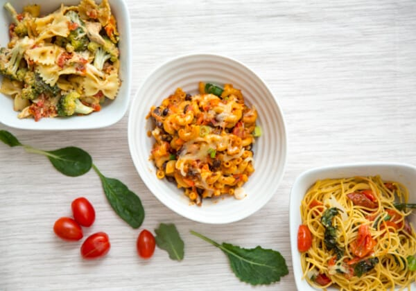 3 Easy and Healthy One-Pot Pasta Dinners for Busy Weeknights