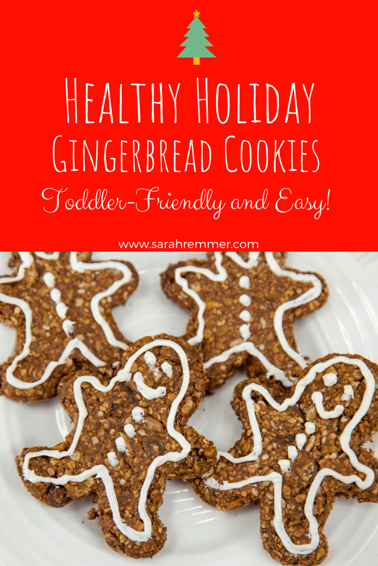 Healthy Homemade Gingerbread Cookies Giveaway