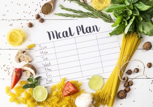 Five Tips to Finally Start Meal Planning (for real)