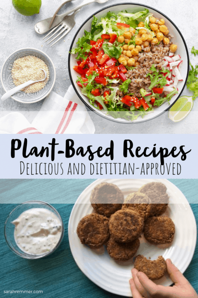Delicious Plant Based Protein Recipes To Try