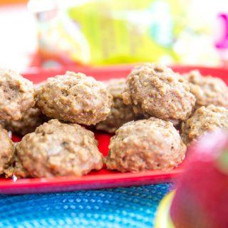 Baby-Friendly Fruity Cinnamon Cookie