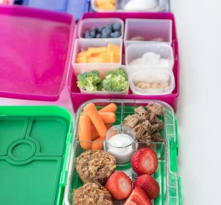 How to Get Your Kids Packing Their Own School Lunches in 3 Easy Steps