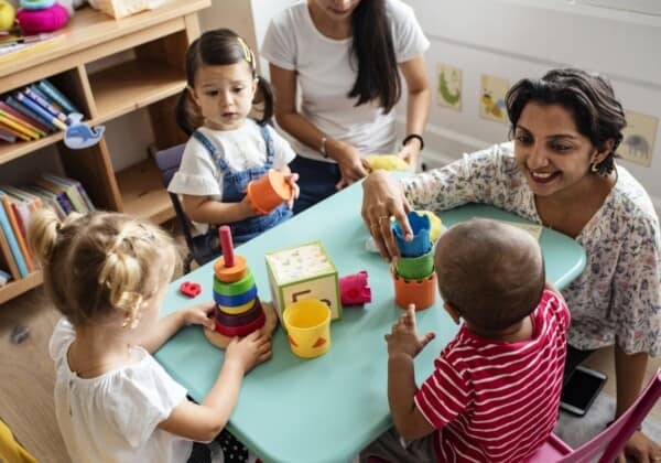 The Transition to Childcare: How to Ensure That Your Child Continues to Eat Well
