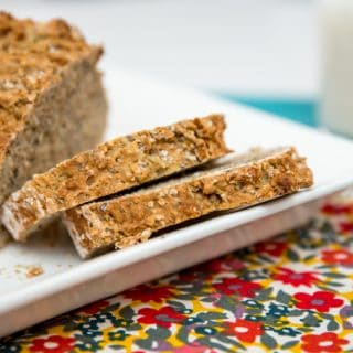 Betty's Red River Cereal Bread