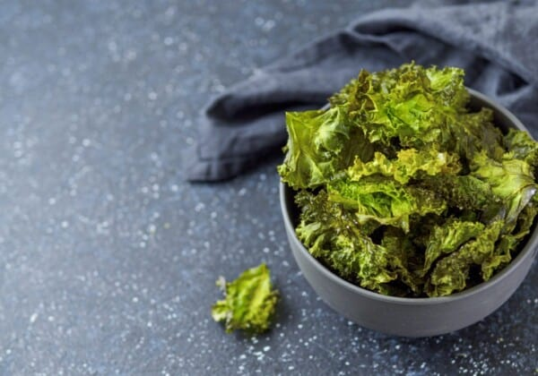 Easy Kale Chip Recipe