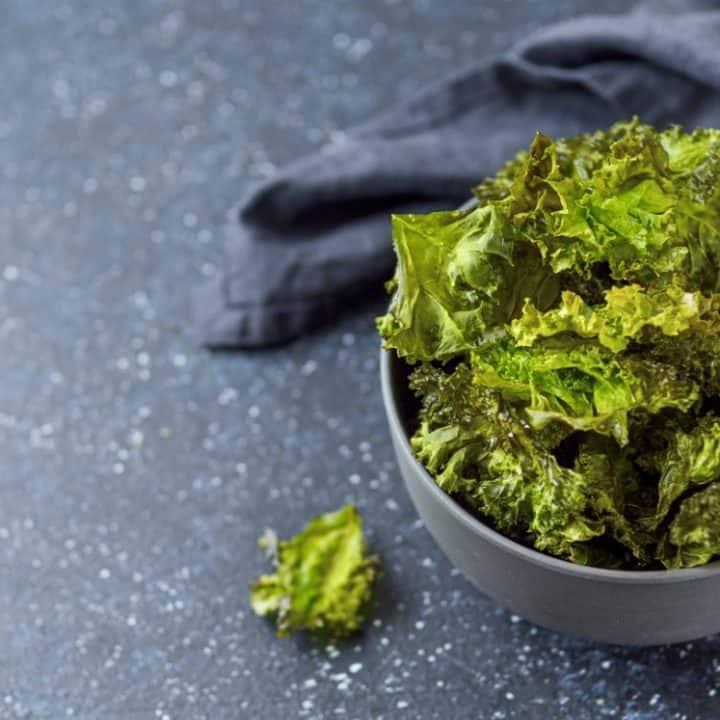 Easy Kale Chip