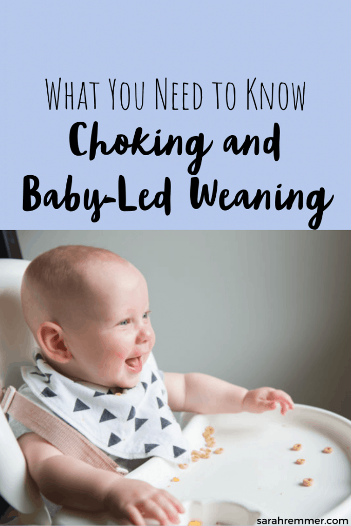 Choking and Baby-Led Weaning: What You Need to Know