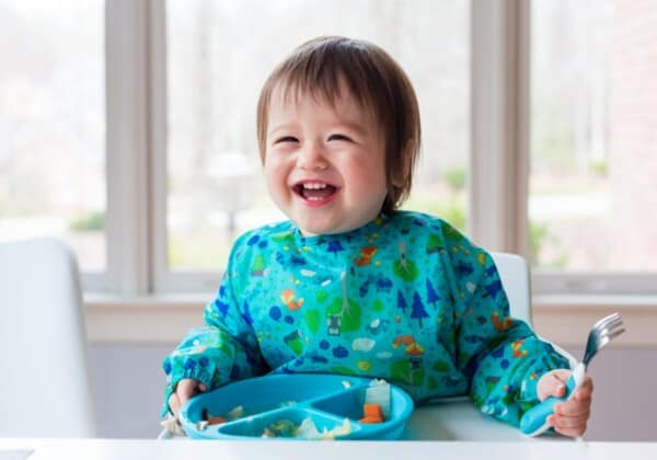 Can a Baby or Toddler Overeat?