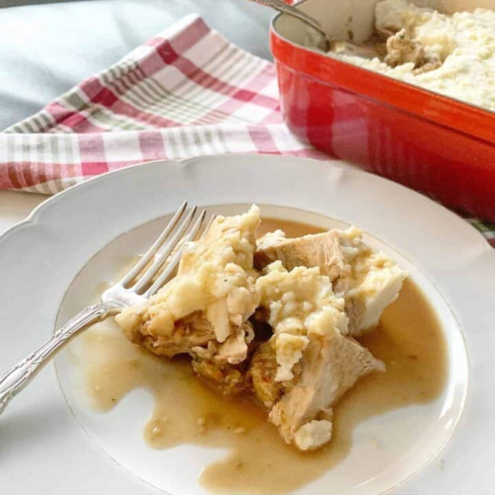 turkey leftovers casserole