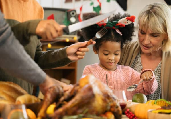 How to Manage Picky Eating During the Holidays (and a Pandemic)