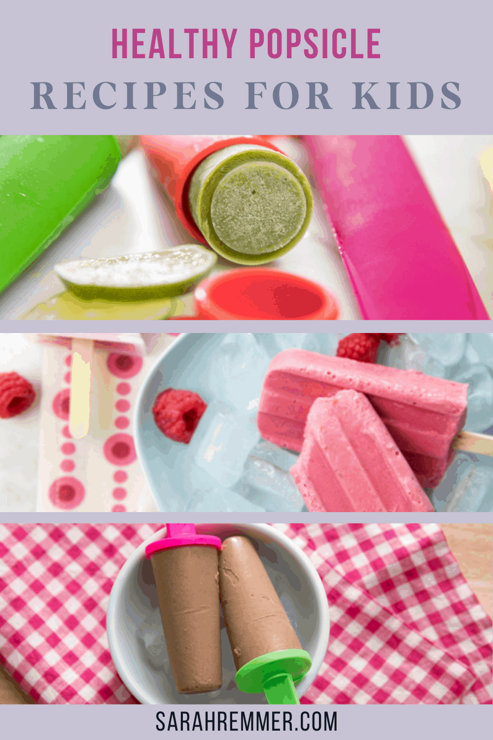 healthy popsicle recipes for kids