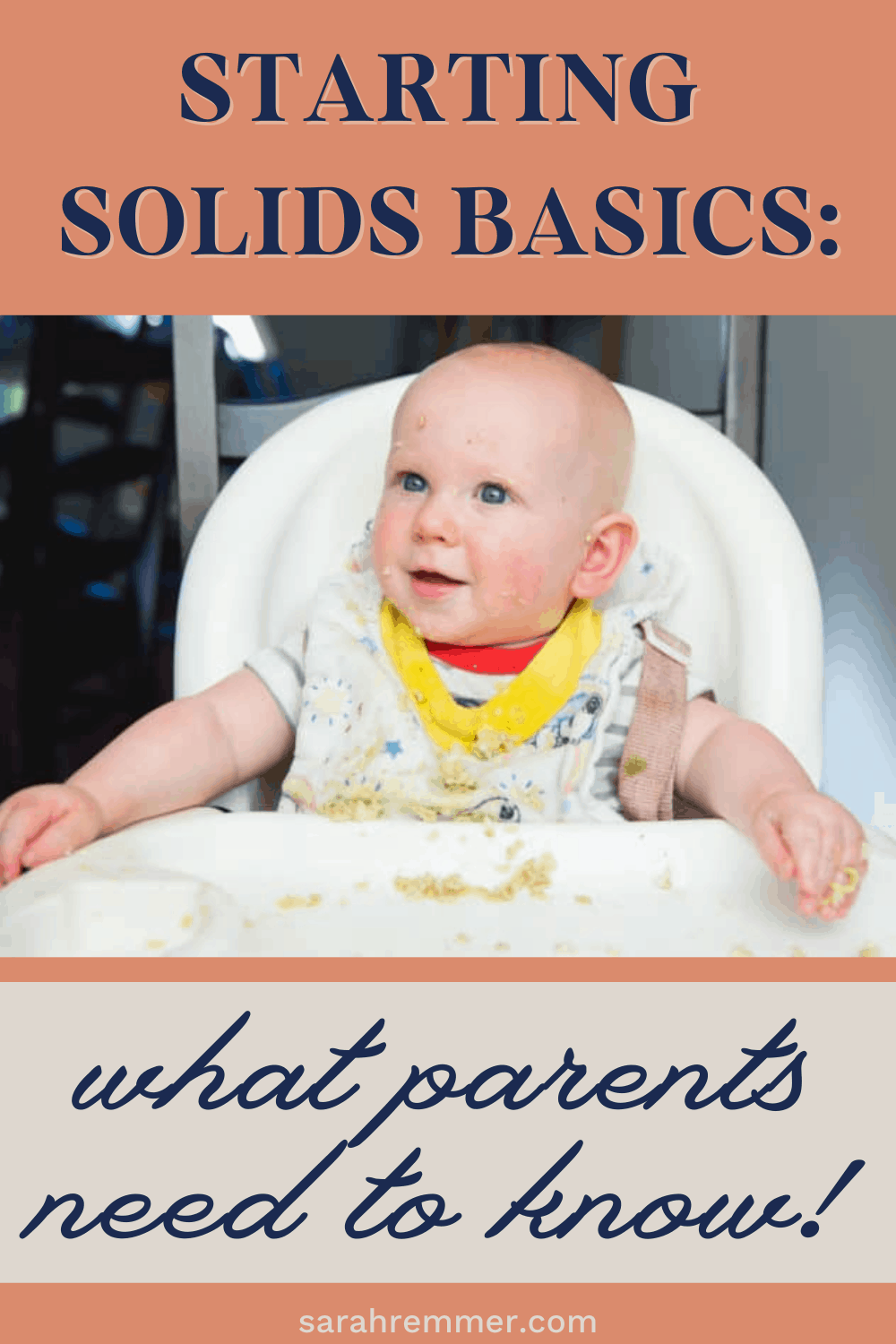 pin for starting solids basics for parents