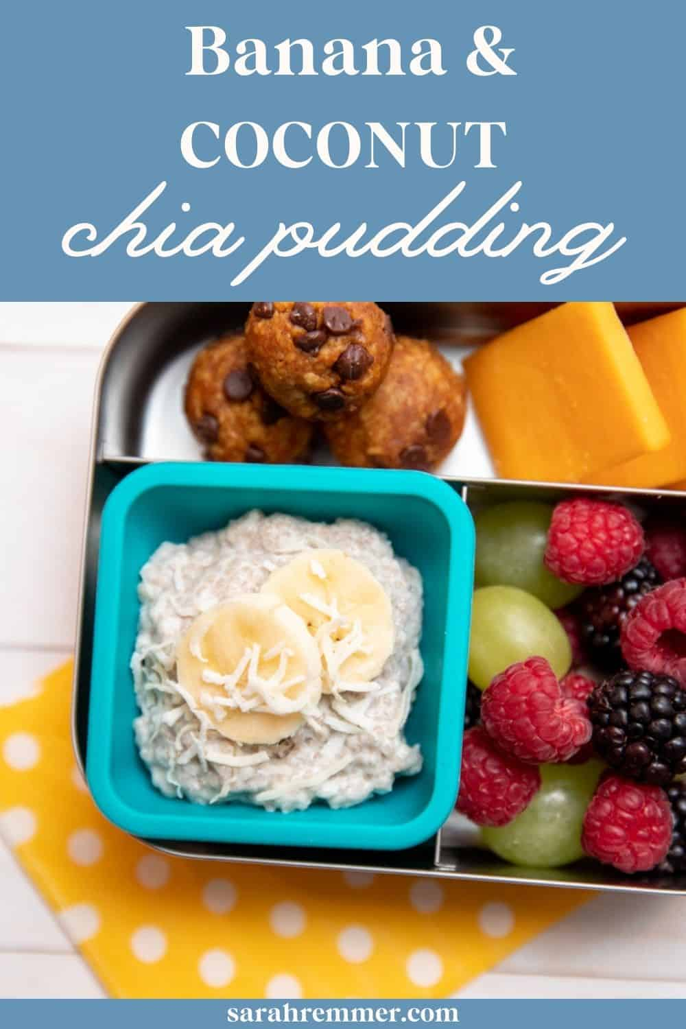 This delicious and nutritious chia pudding contains 7 simple ingredients, which makes it snack-worthy, but also a perfect nutritious treat!