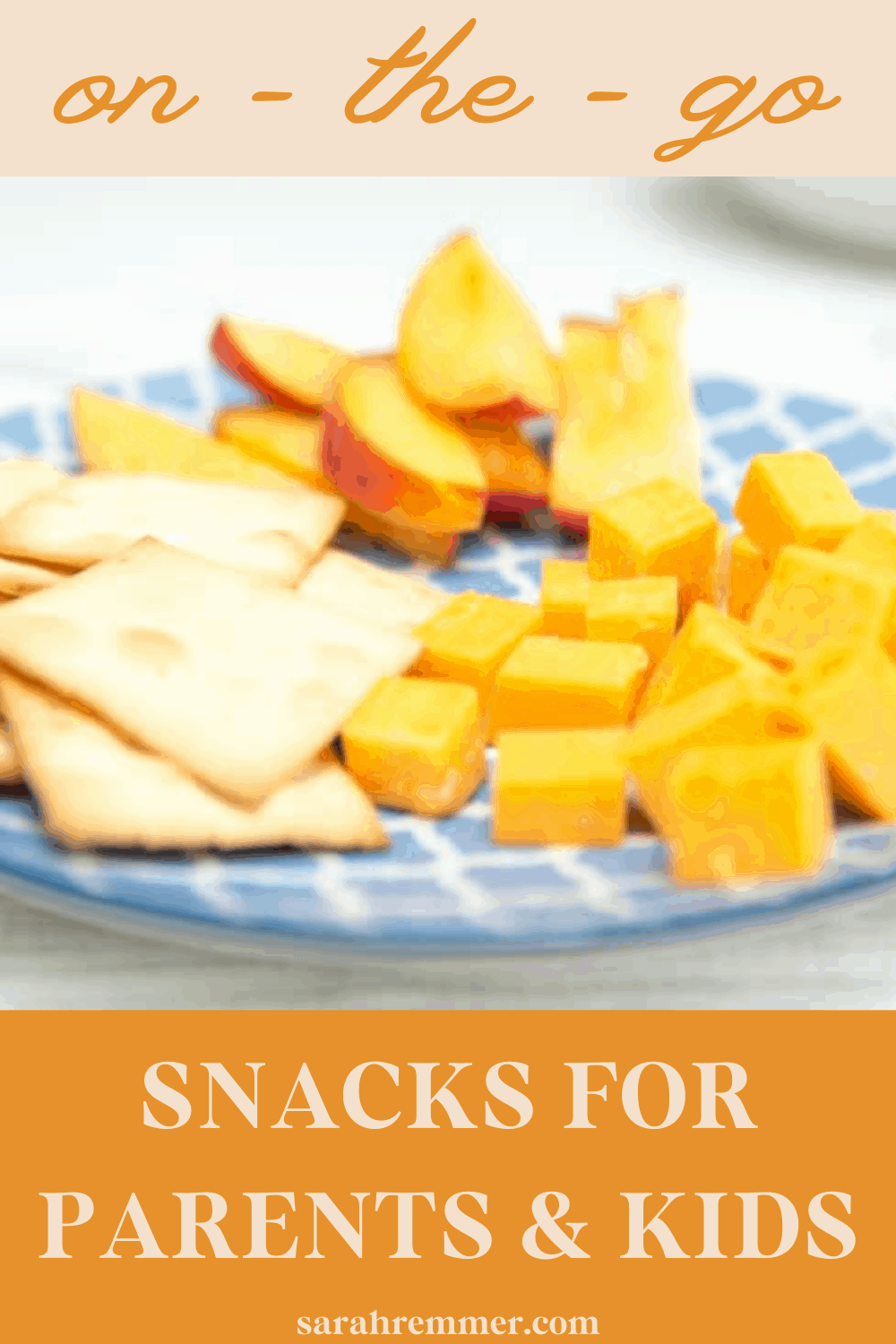 I am an on-the-go Mom, and my little guy is right along with me every day! Before we take off, I always make sure that we are well equipped with yummy snacks. Here are my on-the-go snacks for parents and kids!